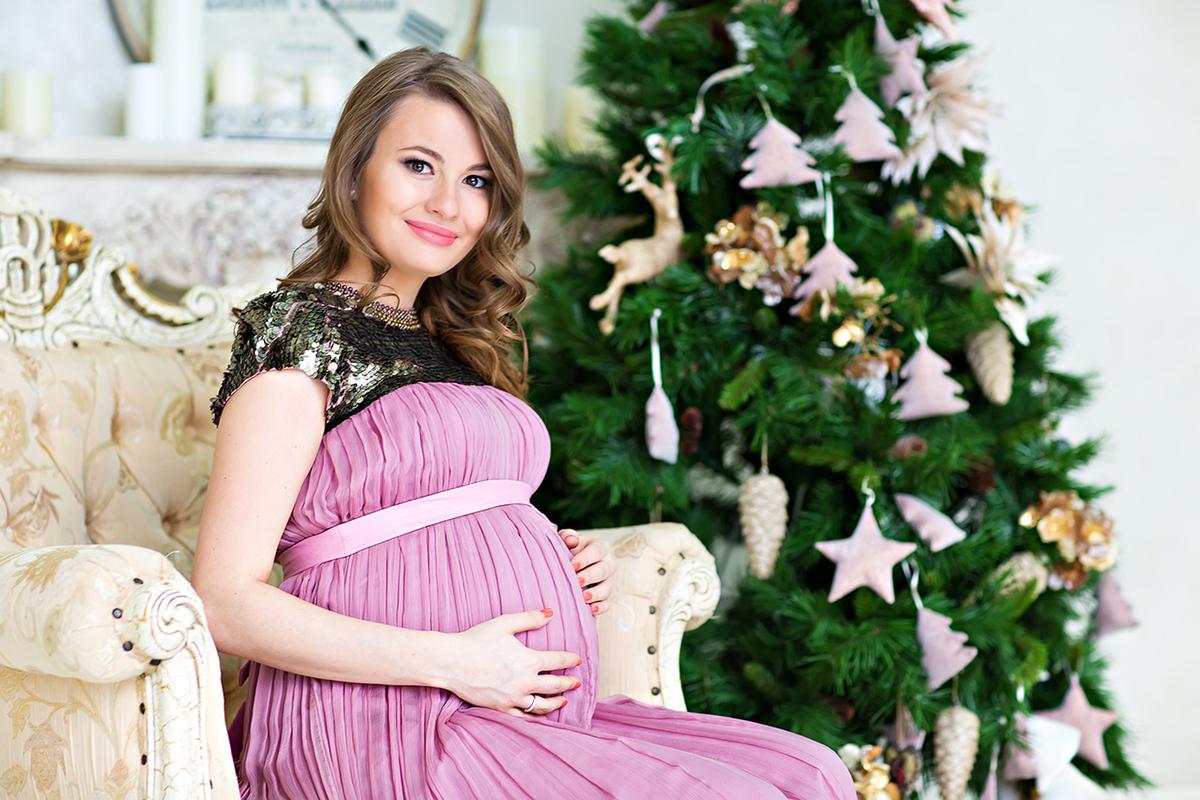 Новый год и беременность